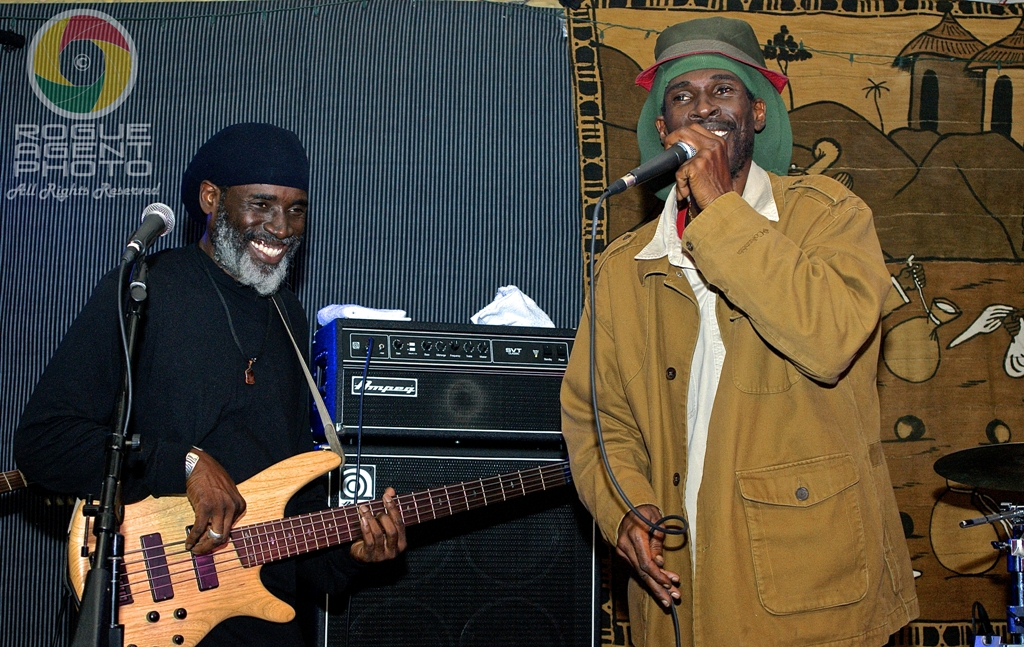 Ron & Vaughn Benjamin of Midnite