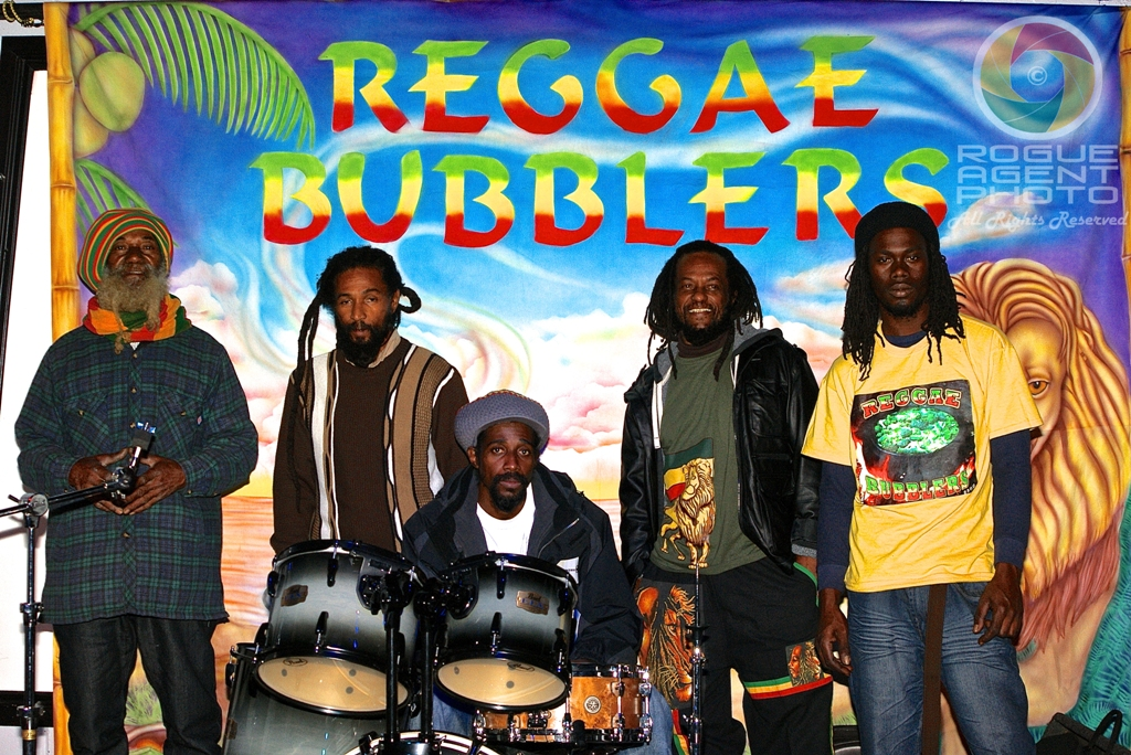 The Reggae Bubblers