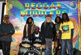 The Reggae Bubblers with Mystic Lion