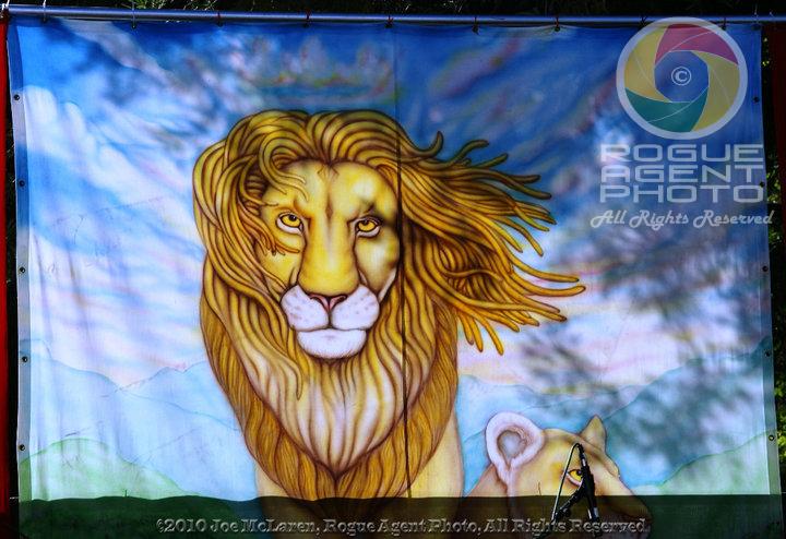 Mystic Lion at ROTR 2010