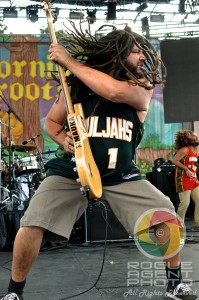 Tribal Seeds Performing on Saturday on the Main Stage at the 2013 California Roots Music & Arts Festival