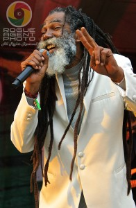 Don Carlos Performing on Saturday on the Marley's Mellow Mood Stage at the 2013 California Roots Music & Arts Festival