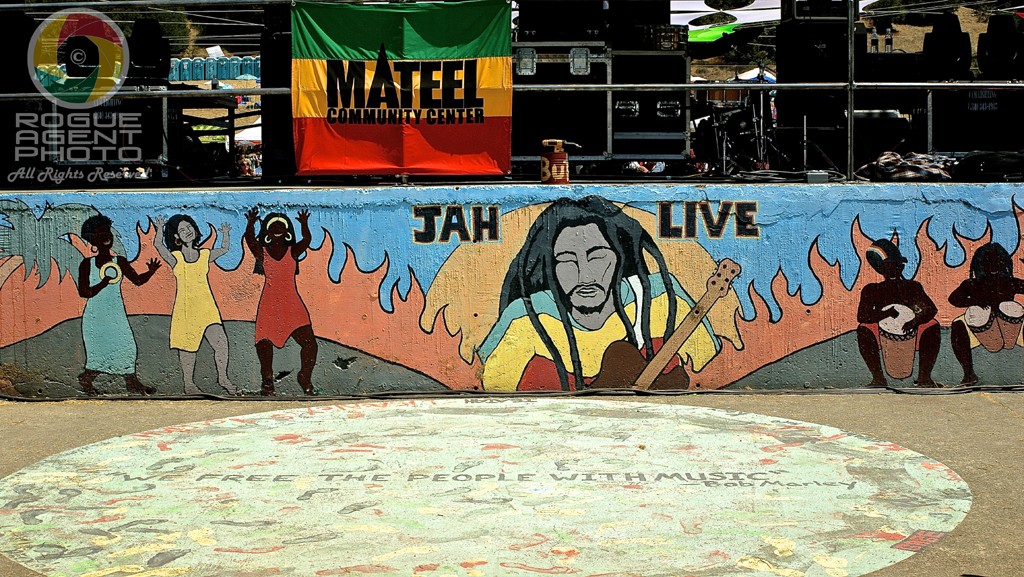 The Mateel Community Center Presents the 29th Annual Reggae On The River,  Back Home at French's Camp