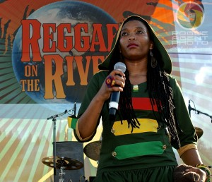 Nkulee Dube Performing on Friday at Reggae On The River 2013