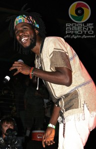 Chronixx Performing on Friday at Reggae On The River 2013