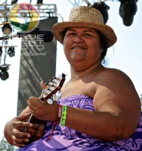 Paula Fuga is Awesome and Sounded Beautiful on Sunday at Reggae On The River 2013