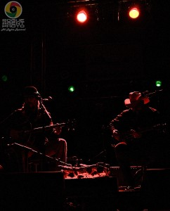 Les Claypool's Duo De Twang On The Main Stage