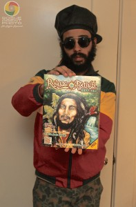 Protoje with the 2013 Reggae Festival Guide