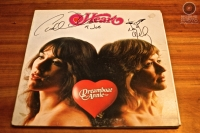Dreamboat Annie LP Signed by the Wilson Sisters for Joe McLaren (Rogue Agent Photo)